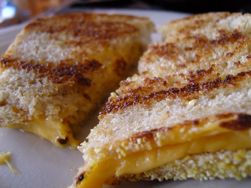 grilled cheese   by bucknam