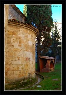 Besalú - Iglesia de Sant Vicenç