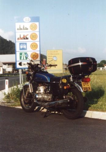 GT750A (1977) Slovenia June 1999