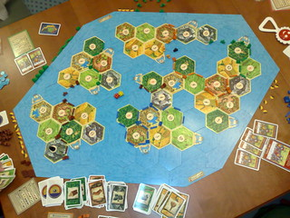 Settlers of Catan Seafarers | by wstryder