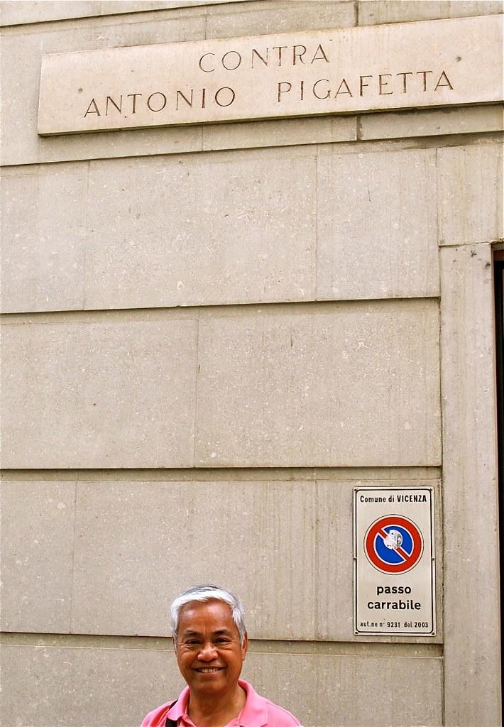 Contra Antonio Pigafetta at Vicenza, Veneto, Italy | Flickr