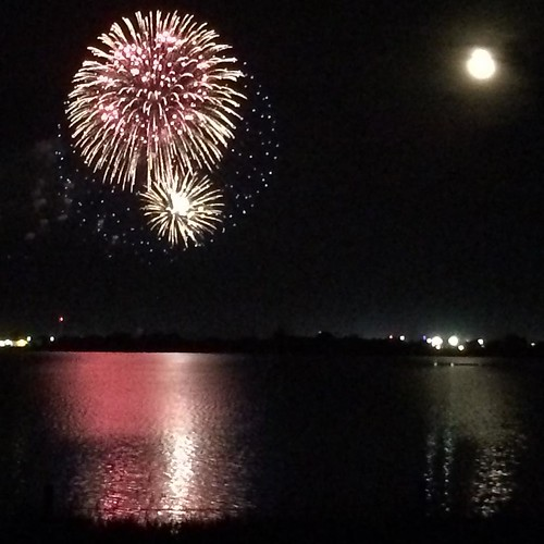 Fireworks From The Greeley Stampede Greeley Fireworks F