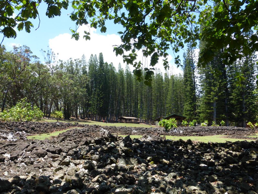 Keaiwa Heiau State Park