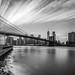 Brooklyn Bridge and Lower Manhattan by Davoud D.
