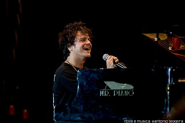 Jamie Cullum - MEO Marés Vivas '15