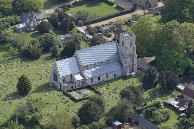 St Mary's Church in Hunstanton
