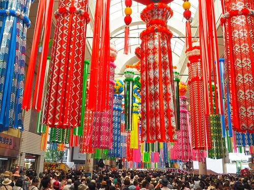 Star festival, 一宮七夕祭り | by T.Kiya