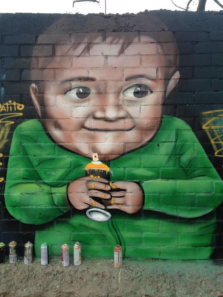 Graffitis Vida Patricio Hernan Ibarra Araya Flickr