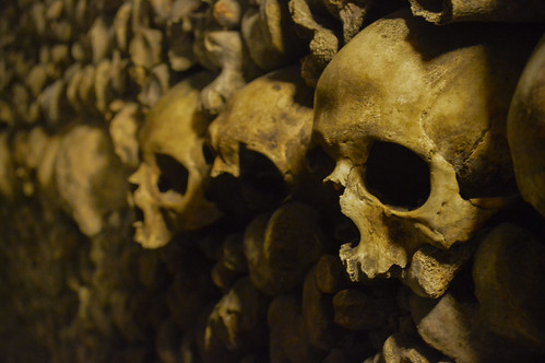 Les catacombes de Paris | by sharonjanssens