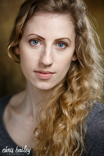 New headshot of Actress, Tabitha Lois Cox - © Chris Bailey 2017 | by Chris Bailey Photographer