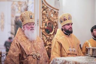 Литургия в Покровском соборе 165