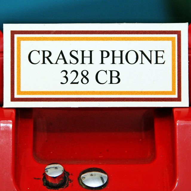 CRASH PHONE 328 CB