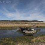 Old Pelican Creek bridge