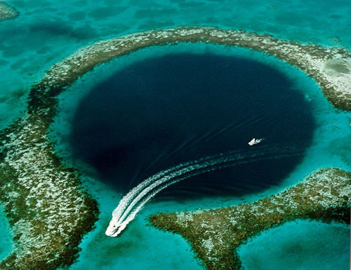 Great Blue Hole Belize 1 | by DrJohnBullas