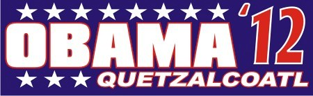 obama / quetzalcoatl - 2012 | by ceeb