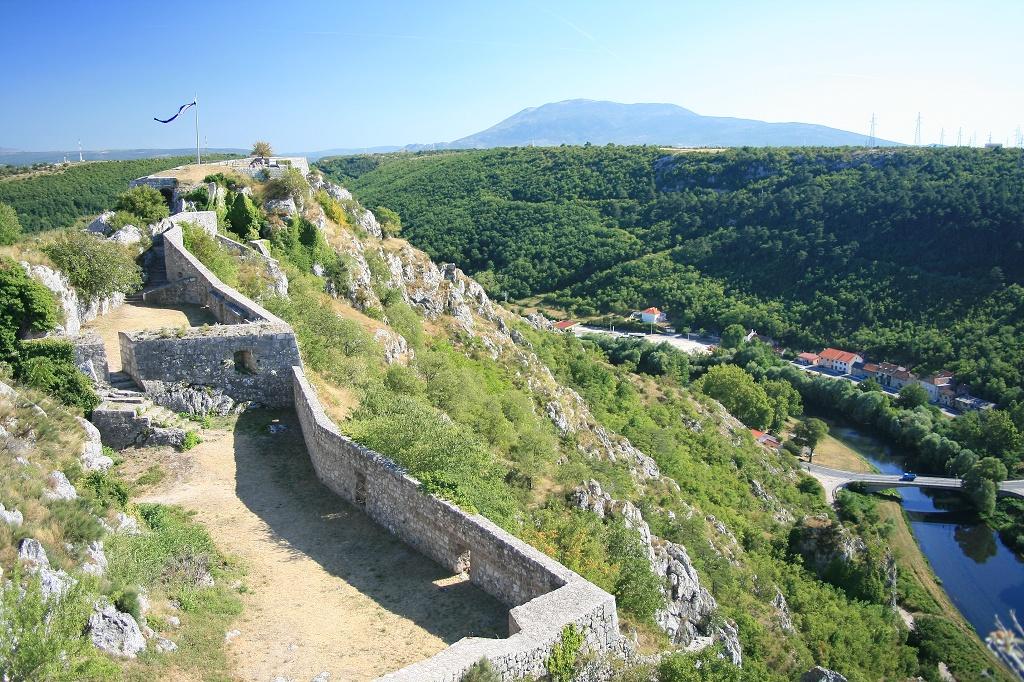 Fortezza di La fortezza di Tenin - Knin