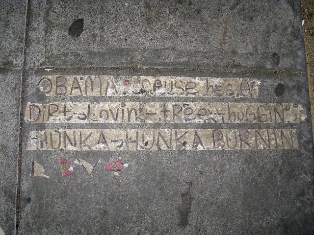 Obama's a Hippy