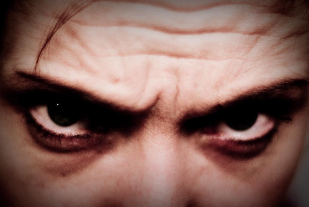 Angry Eyes | Bas Leenders | Flickr