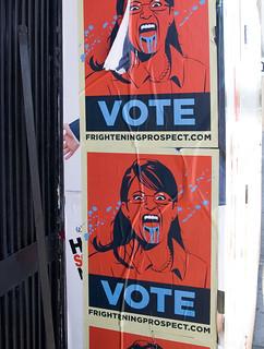 Frightening Prospect | by illustir