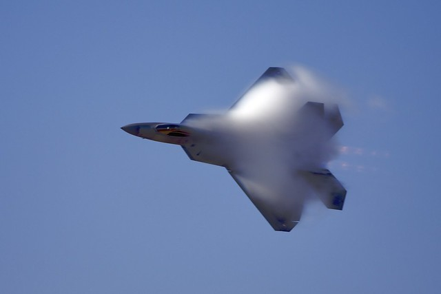 So Long, F-22 Raptor... We Hardly Knew Ye