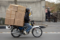 Express Delivery | by kamshots