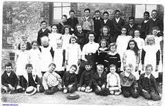 Long Plains School 1910