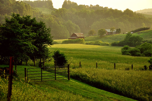 rural landscape countryside country westvirginia appalachia homesweethome lewiscounty almostheaven nikond90