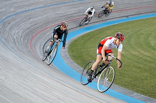 Racing at the National Sports Center Velodrome | by TimWilson