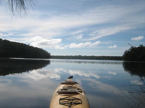 water boat kayak
