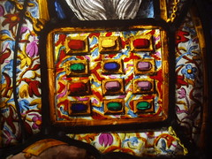 Aaron S Breastplate Lichfield Cathedral Glass From The F Flickr
