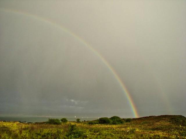 Rainbow Promise (Happy Sunday)