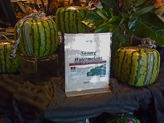 Square Watermelons | by mezzoblue