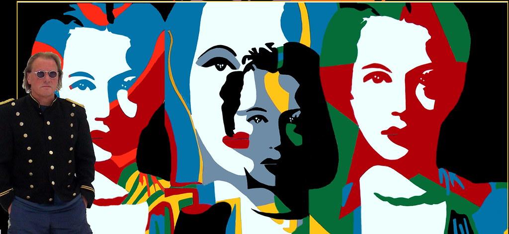 Pop art künstler