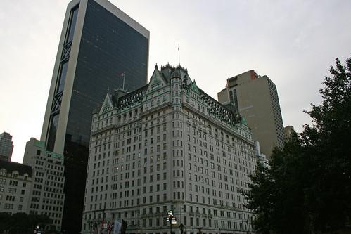 The Plaza, New York   by Jill Clardy