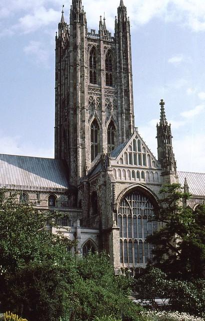 Greatbritain , Kathedrale von Canterbury  - 3
