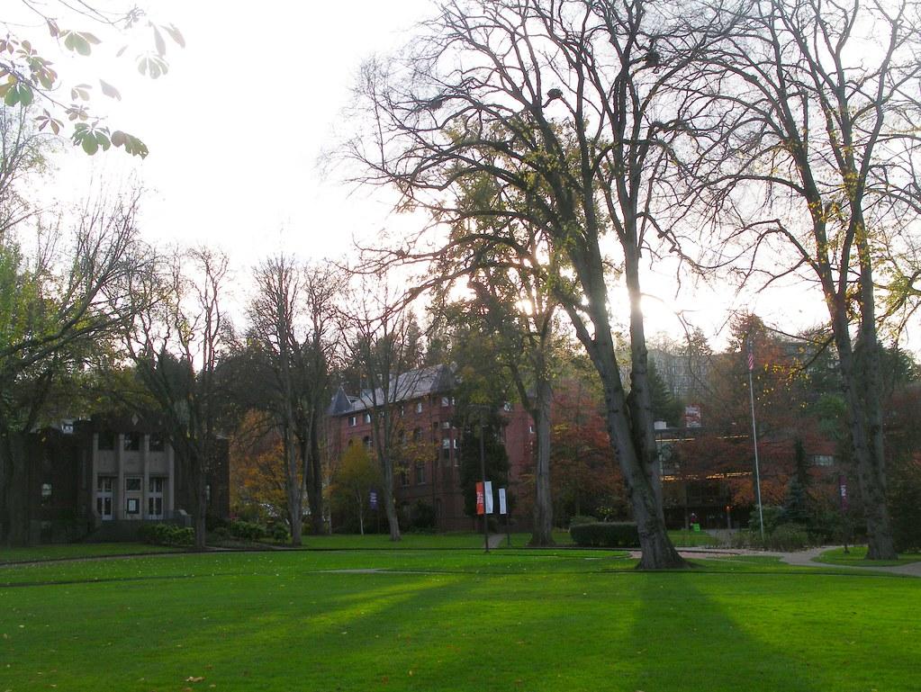Seattle Pacific University campus   Matthew Rutledge   Flickr