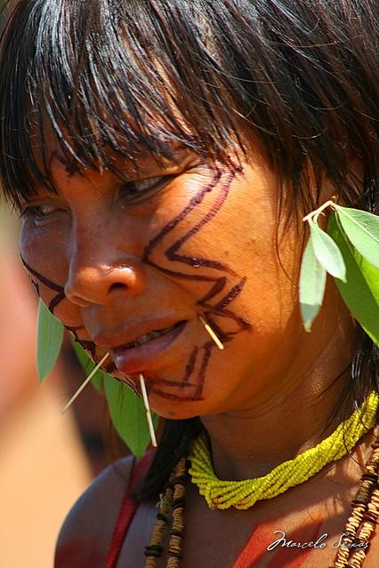 Indio Yanomami - Hutukara