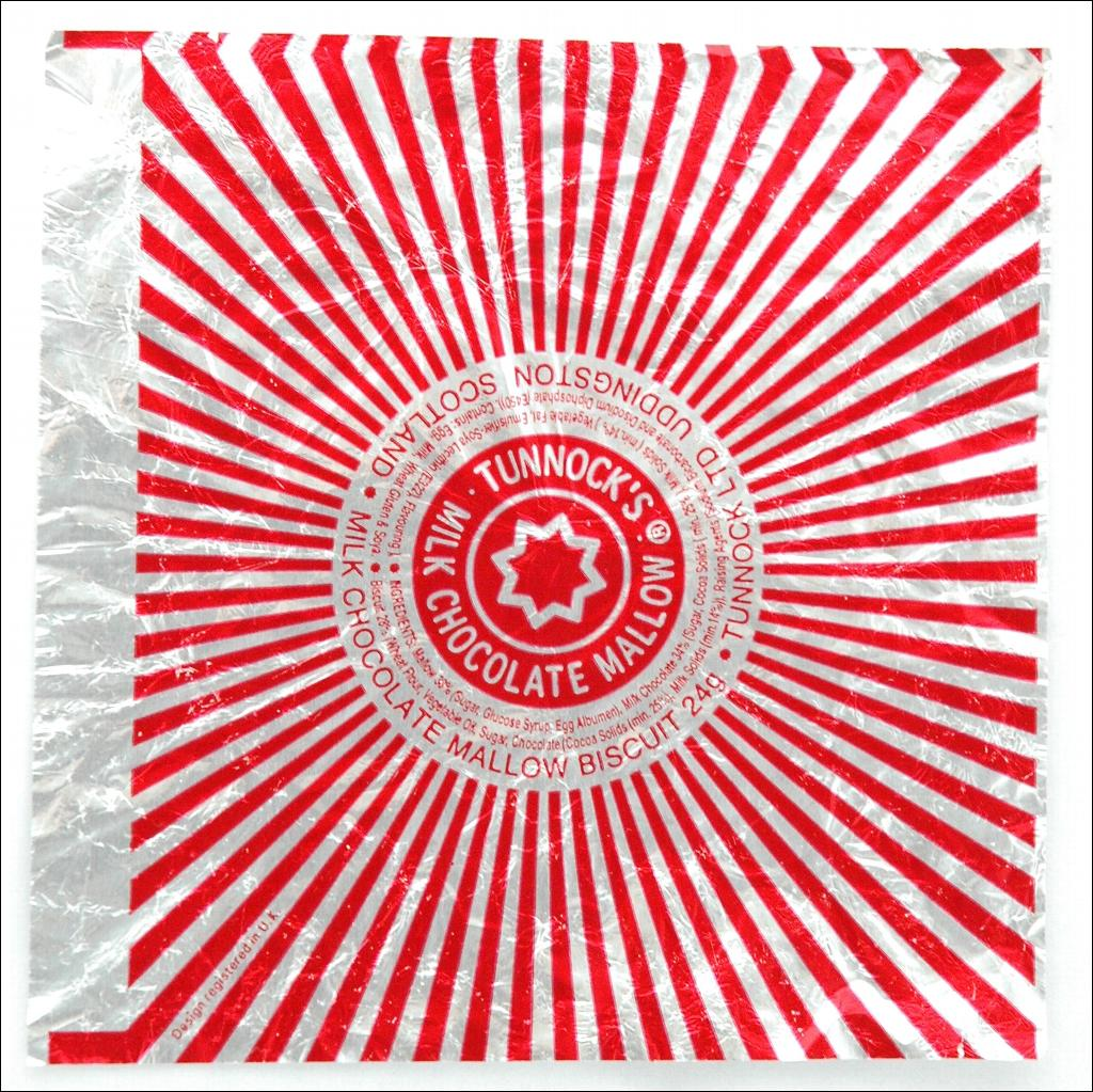 A Tunnock S Tea Cake Wrapper I Know It Doesn T Say Tea Ca Flickr