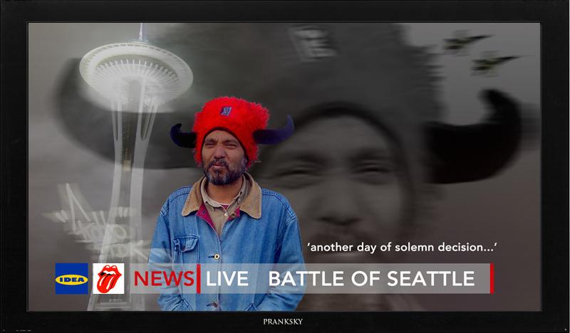 Turf Wars - Battle of Seattle