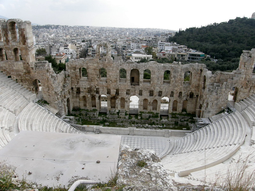 The Acropolis Theater | YANNI LIVE AT