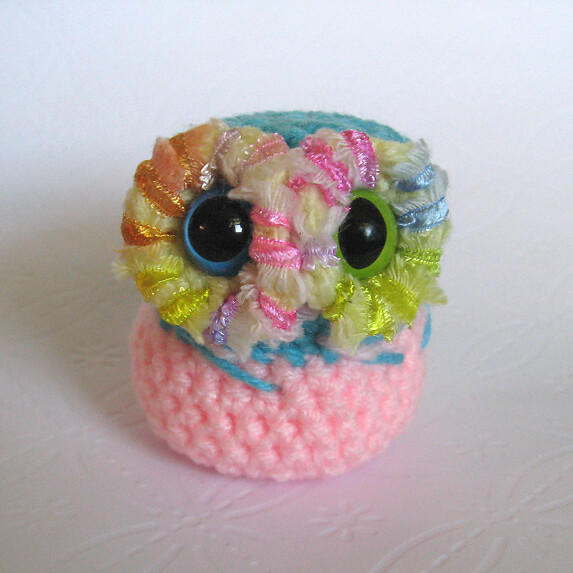 Crochet Owlet
