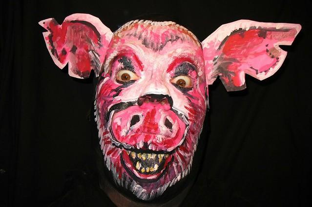 #112. 365. Disgusting Pig!