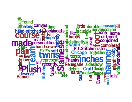 plushteam blog words | by patti haskins