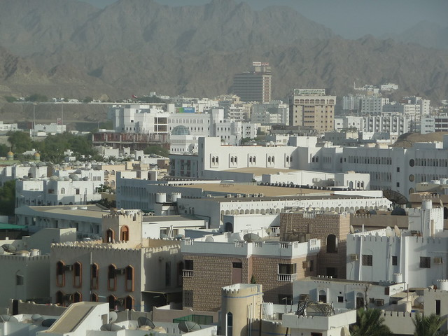 Around Muscat