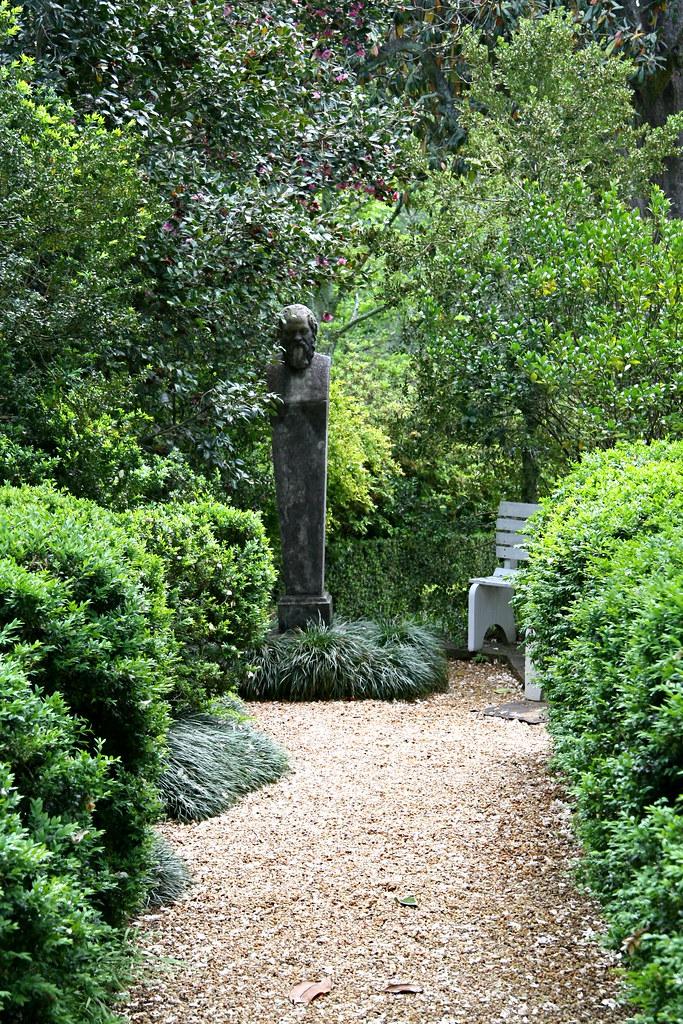 Gravel Garden Path Hills And Dales A Public Garden In La Flickr