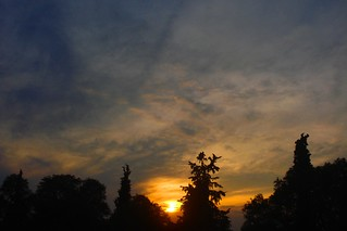 sunset2 May 10 08 | by Maria Di