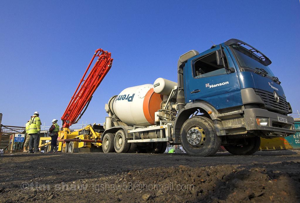 DSC_3327-01 concrete pumping   concrete is pumped through a