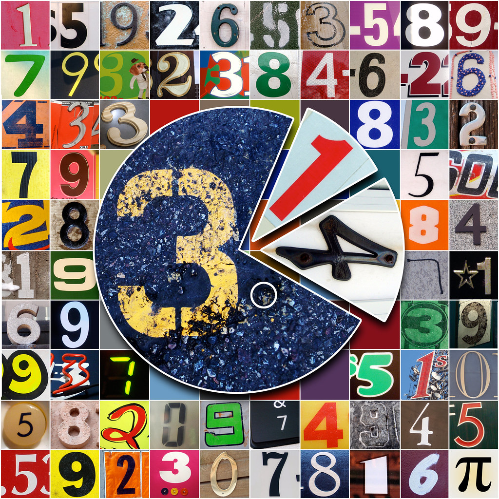 """Happy Pi Day (to the 69th digit)! 