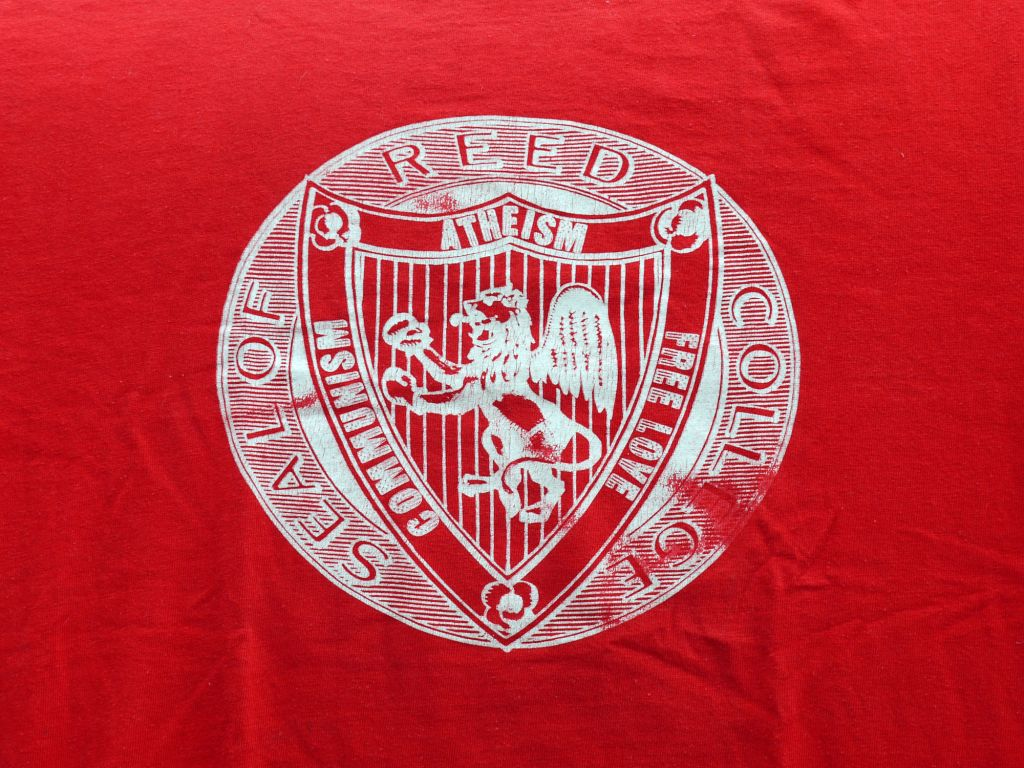 Seal Of Reed College (# 2)