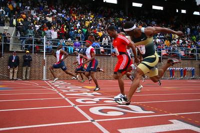Olympic Development (Mens) 100m Dash